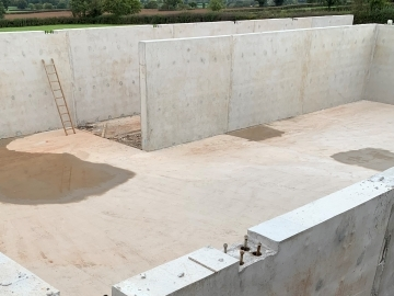 C&R Construction South West Ltd Walling mass and precast panels