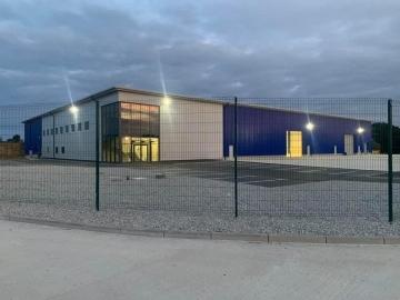 C&R Construction South West Ltd Warehousing