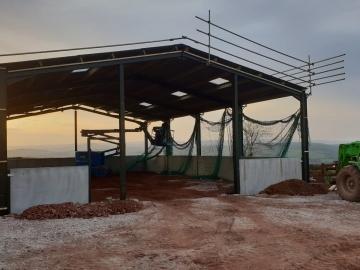 C&R Construction South West Ltd Sheep housing