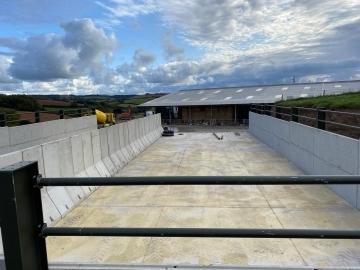 C&R Construction South West Ltd Silage stores