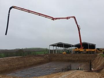 C&R Construction South West Ltd Concreting