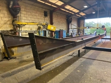 C&R Construction South West Ltd Workshop facilities
