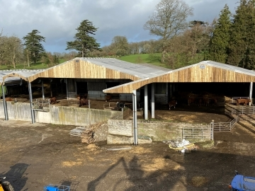 C&R Construction South West Ltd Covered yard buildings