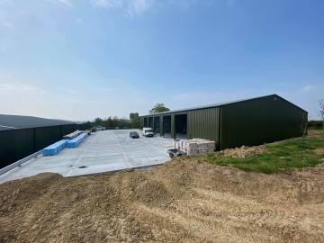 C&R Construction South West Ltd Storage yards