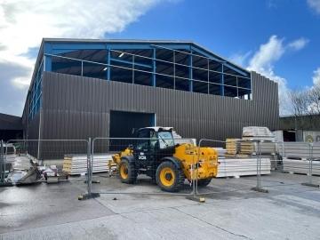 C&R Construction South West Ltd Cladding