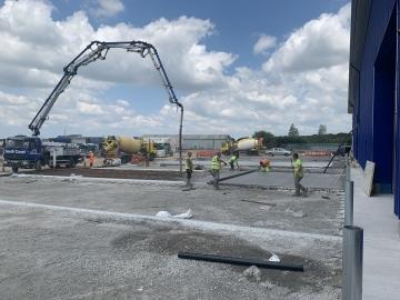 C&R Construction South West Ltd External yards