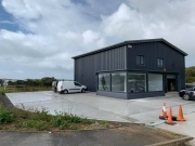 C&R Construction South West Ltd Complete job for North Coast Wines in Bude